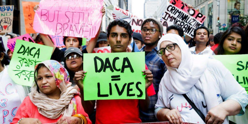 Trump Administration Rescinds DACA